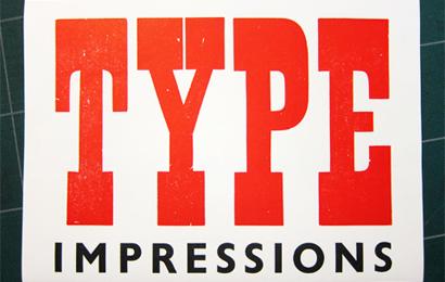 type-impressions