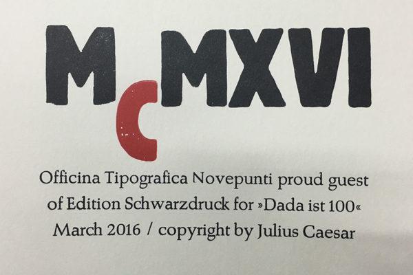M(C)MXVI